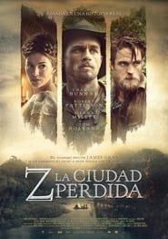 Z, la ciudad perdida Online (2016) Completa en Español Latino