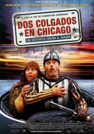 Dos colgados en Chicago Online (2001) Completa en Español Latino