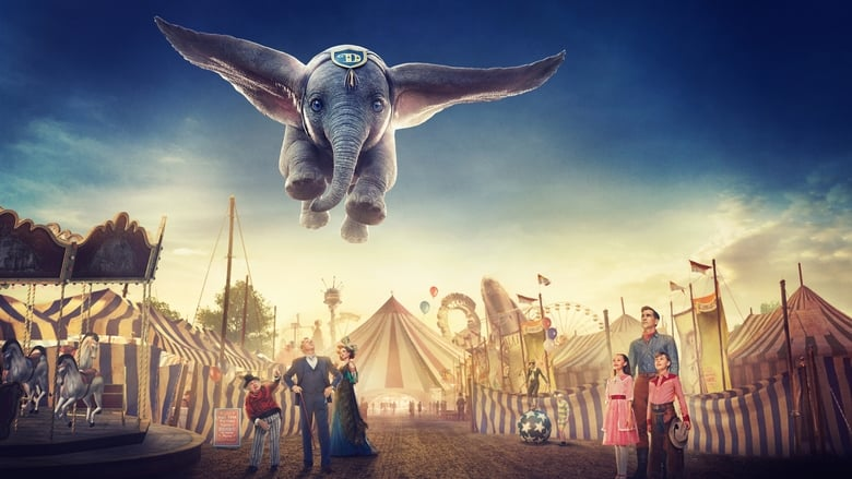 Dumbo Online (2019) Completa en Español Latino