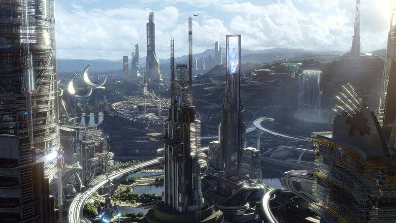 Tomorrowland: El mundo del mañana Online (2015) Completa en Español Latino