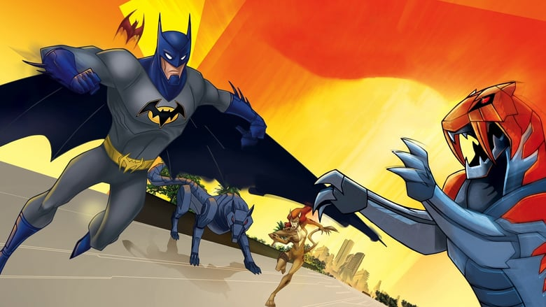Batman Unlimited: Instinto animal Online (2015) Completa en Español Latino