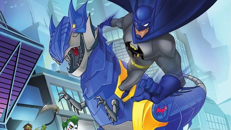 Batman Ilimitado: Caos de Monstruos Online (2015) Completa en Español Latino