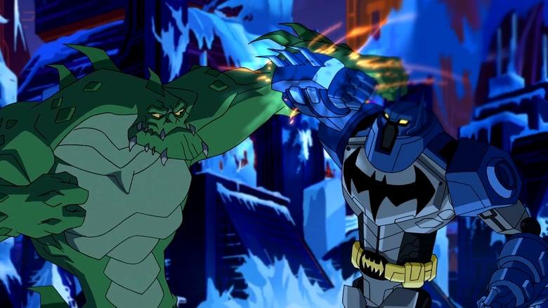 Batman Unlimited: Máquinas vs. Monstruos Online (2016) Completa en Español Latino