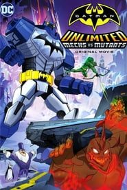 Batman Unlimited: Máquinas vs. Monstruos Online (2016) Completa en Español Latino