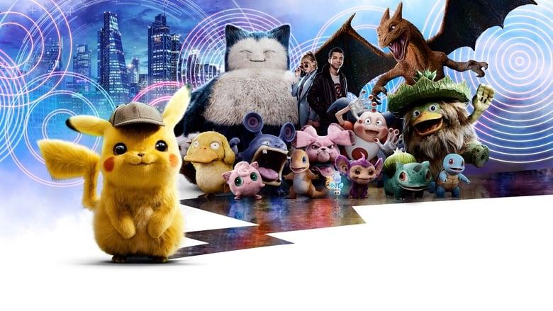 POKÉMON Detective Pikachu Online Completa en Español Latino