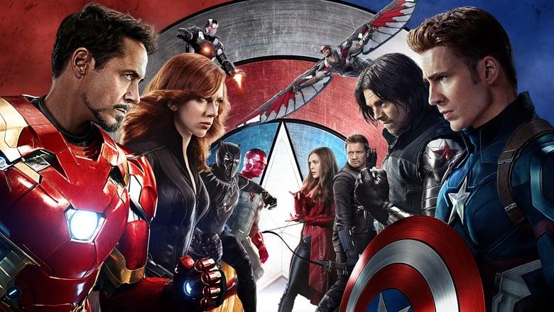 Capitán América: Civil War Online (2016) Completa en Español Latino