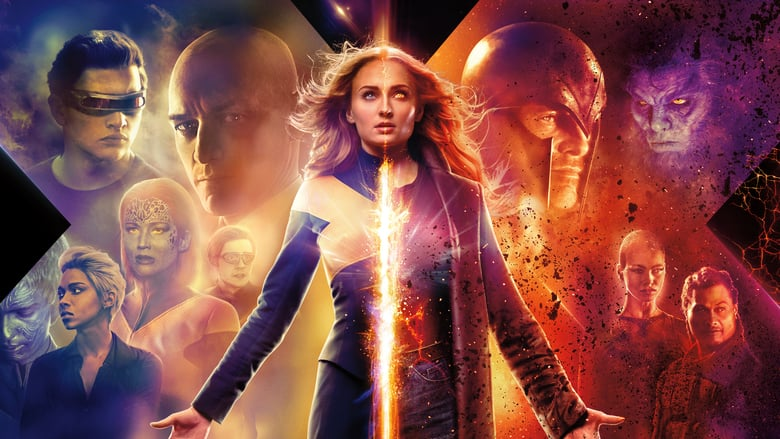 X-Men: Fénix Oscura Online (2019) Completa Español Latino