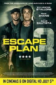 Escape Plan 3 The Extractors Online Completa en Español Latino
