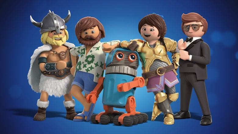 Playmobil: La película Online Completa en Español Latino