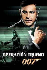 007: Operación Trueno Online (1965) Completa en Español Latino