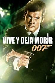 007: Vive y deja morir Online (1973) Completa en Español Latino