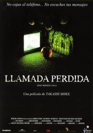 Llamada perdida Online (2003) Completa en Español Latino