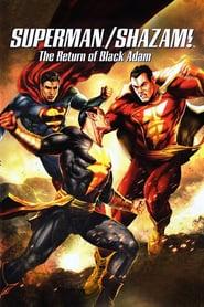 SupermanShazam! El Regreso de Black Adam Online (2010) Completa en Español Latino