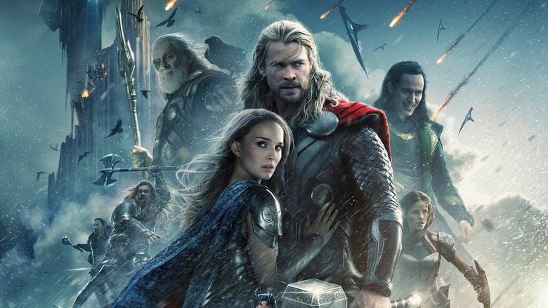 Thor 2 El mundo oscuro Online (2013) Completa en Español Latino