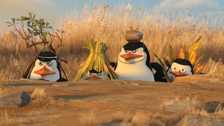 Los Pingüinos de Madagascar Online (2014) Completa en Español Latino