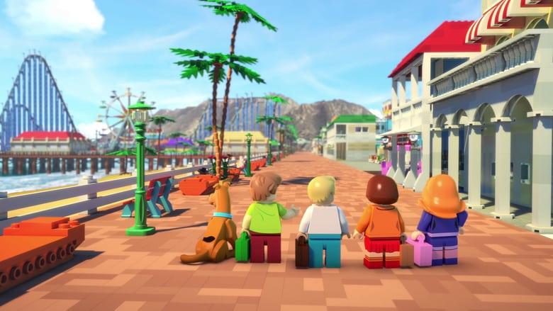Lego Scooby-Doo! Fiesta en la playa de Blowout Online (2017) Completa en Español Latino