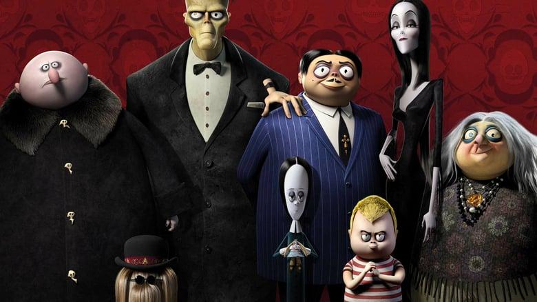 La familia Addams Online (2019) Completa en Español Latino