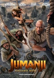 Jumanji siguiente nivel Online (2019) Completa en Español Latino