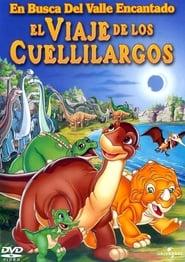 En busca del valle encantado 10: El viaje de los Cuellilargos Online (2003) Completa en Español Latino