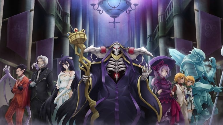 Overlord: The Undead King Online (2017) Completa en Español Latino