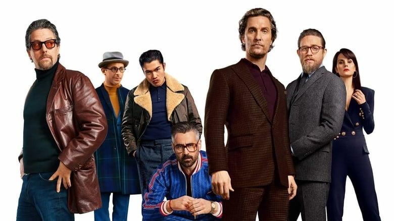 The Gentlemen: Los señores de la mafia Online (2020) Completa en Español Latino