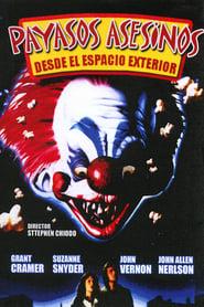 Los payasos asesinos del espacio exterior Online (1988) Completa en Español Latino