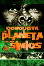 Conquista del Planeta de los Simios: (1972) Online Completa en Español Latino
