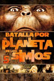La batalla por el planeta de los simios: (1973) Online Completa en Español Latino