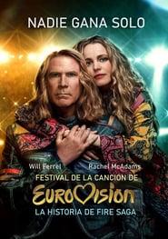 Festival de la Canción de Eurovisión: La historia de Fire Saga Online (2020) Completa en Español Latino