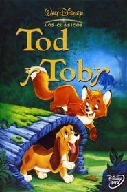 El zorro y el sabueso Online (1981) Completa en Español Latino