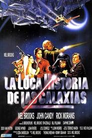 La loca historia de las galaxias Online (1987) Completa en Español Latino