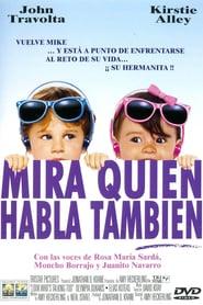 Mira quien habla también Online (1990) Completa en Español Latino