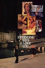 Todos dicen te quiero Online (1996) Completa en Español Latino