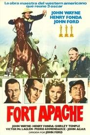 Fuerte Apache Online (1948) Completa en Español Latino
