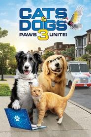 Como perros y gatos 3: Paws Unite Online (2020) Completa en Español Latino