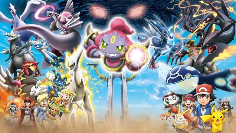 Pokémon: Hoopa y un duelo histórico Online (2015) Completa en Español Latino