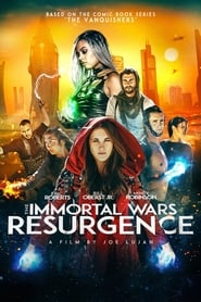 The Immortal Wars: Resurgence Online (2019) Completa en Español Latino