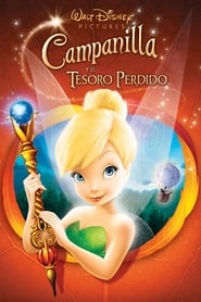 Tinker bell y el Tesoro Perdido Online (2009) Completa en Español Latino
