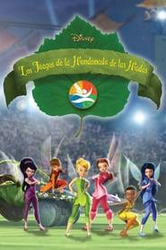 Tinker bell y los Juegos de Pixie Hollow Online (2011) Completa en Español Latino