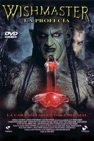 Wishmaster 4: La profecía Online (2002) Completa en Español Latino