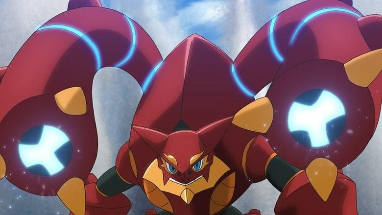 Pokémon: Volcanion y la maravilla mecánica Online (2016) Completa en Español Latino