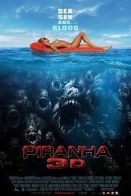 Piraña 3D Online (2010) Completa en Español Latino