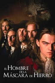 El hombre de la máscara de hierro Online (1998) Completa en Español Latino