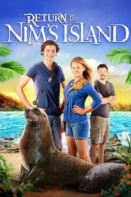 Regreso a la isla de Nim Online (2013) Completa en Español Latino