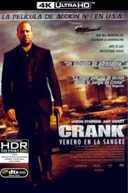 Crank Veneno en la sangre Online (2006) Completa en Español Latino