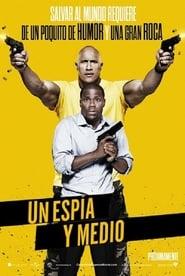 Un espía y medio Online (2016) Completa en Español Latino