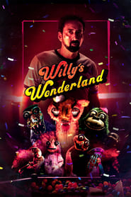 Willy's Wonderland Online (2021) Completa en Español Latino